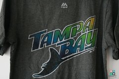 Camisa MLB Tampa Bay Rays Majestic Leadoff Cooperstown Draft Store