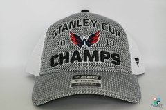 Boné NHL Washington Capitals Fanatics Stanley Cup Champions Draft Store