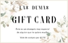 GIFT CARD  $570