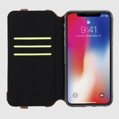 Funda para iPhone X / Xs Lino Fucsia en internet