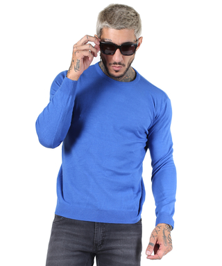 Sweater Azul Francia O