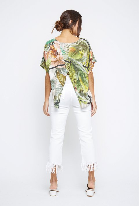 Remera M/C Tropical en internet