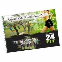 Caderno Registro FIT  - 50 FLS •