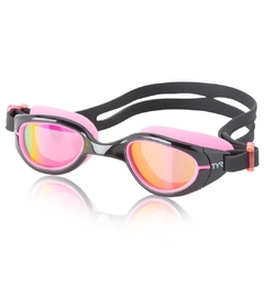 TYR Special OPS 2.0 Femme Polarized Performance Goggle pink black pink