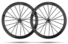LIGHTWEIGHT MEILENSTEIN EVO DISC BLACK TUBELESS WHEELSET
