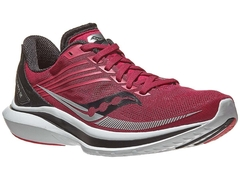 Saucony Kinvara 12 Women's Shoes Cherry/Storm