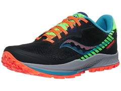 Saucony Peregrine 11 Men's Shoes Future Black