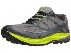 Topo Athletic Ultraventure Men's Shoes Grey/Green