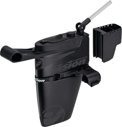 Vision - Metron Series Front Hydration System 700 mL | for Triathlon Bike | Black