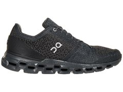 ON Cloudstratus Men's Shoes Black/Shadow na internet