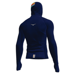 IRONMAN HOKA MEN'S SUNSET FULL-ZIP SEAMLESS HOODIE - comprar online