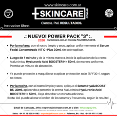 POWER PACK #3: High Concentration - tienda online