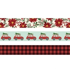 Washi tape Jingle all the way Simple Stories - comprar online