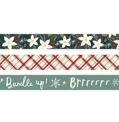 Washi tape Winter cottage Simple Stories - comprar online