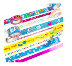 Washi Tape Recollections - Pool Riffic