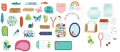 Die Cuts Shimelle - Never Grow Up - comprar online