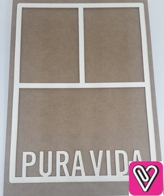 Recorte BG Crafts - Pura Vida