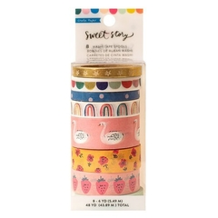 Washi Tape Crate Paper - Sweet Story