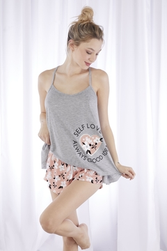 11537 - PIJAMA SO SELF LOVE - comprar online