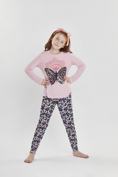 11554 - PIJAMA SO BUTTERFLY - comprar online
