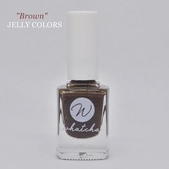 Brown - Jelly Colors