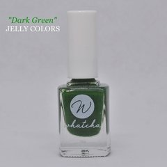 Dark Green - Jelly Colors