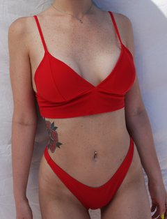 TOP MARGA ROJO
