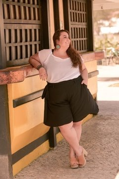 Short Plus Size BELO