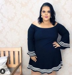 Vestido Triple Plus Size