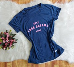 Blusinha T-Shirt Keep Your Dreams Alive (BTV3056)