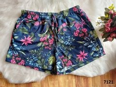 Shorts Crepe Estampado (SCE7121)