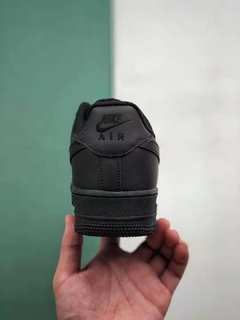 Imagem do Tênis Nike Air Force 1 Low Black-Alt Original