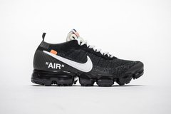 Air VaporMax Off-White Black Original - comprar online