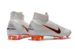 Chuteira Nike Mercurial Superfly 6 Elite Campo Original Just do It Pack - Sport Shoes