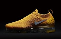 Nike Air VaporMax FK MOC 2 Amarelo - Sport Shoes