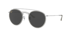 Ray-Ban RB3647N 9211 B1 ROUND DOUBLE BRIDGE CLASICO Anteojo de Sol