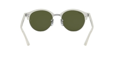 Ray-Ban RB4246 9882X CLUBROUND ESPEJADO Anteojo de Sol - Optica Central Store