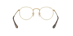 Ray-Ban RX3447V 2500 ROUND METAL Anteojo de Vista - Optica Central Store