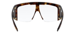 Versace VE4393 52 17 1W Havana Anteojo de Sol - Optica Central Store