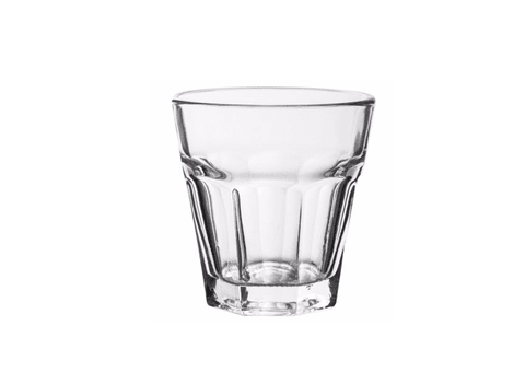 Vaso Simil Bristol Soda 120ml Vidrio Eventos Jugo