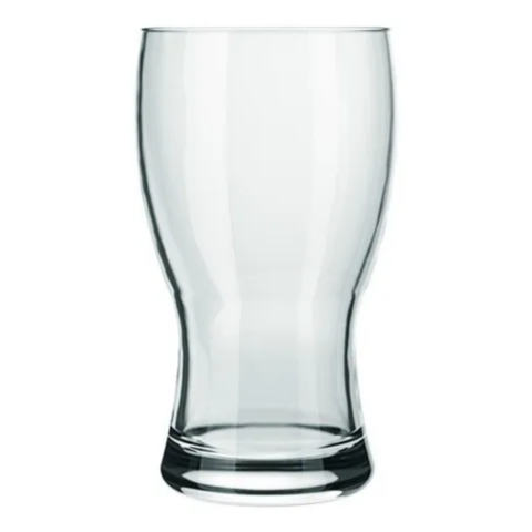 12 Vasos Nadir Frevo Cerveza Bares Media Pinta 320 Ml Bar