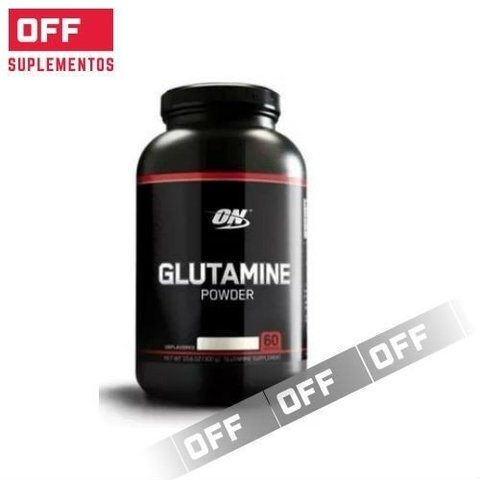 GLUTAMINE BLACK LINE 300grs (60 SERVICIOS) - ON.