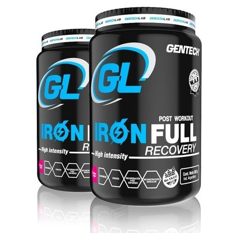 IRON FULL RECOVERY 500 Grs - GENTECH