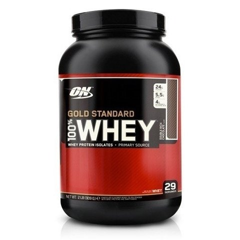GOLD STANDARD 100% WHEY  5Lbs - ON
