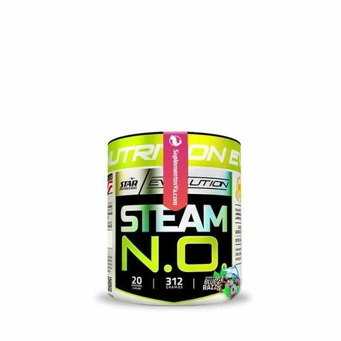 STEAM N.O. 20SV. 312GRS - STAR NUTRITION