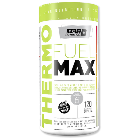 THERMO FUEL MAX EVOLUTION 120 CAPS - STAR NUTRITION