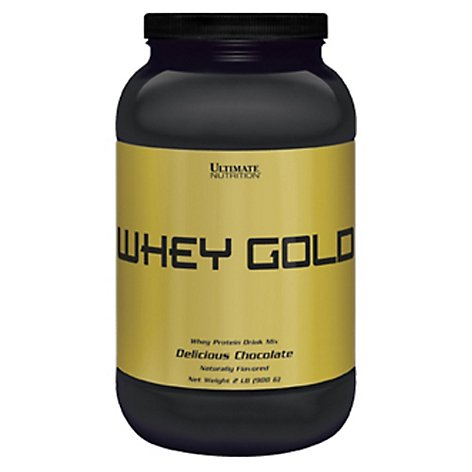 WHEY GOLD 2LBS - ULTIMATE NUTRITION