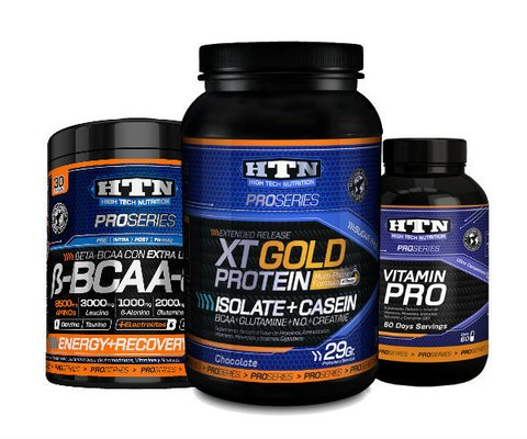 KIT SALUDABLE - XT GOLD + BETA BCAA  + VITAMIN PRO