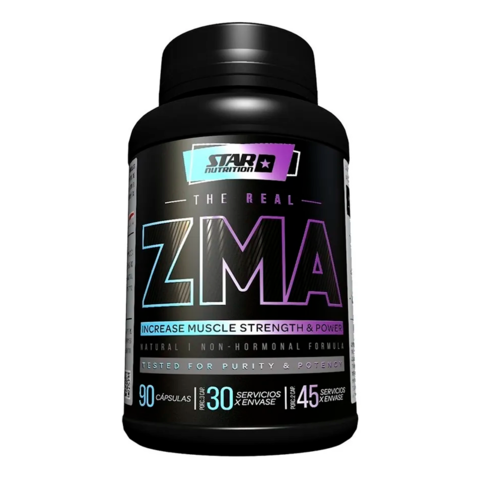 ZMA 90 caps - STAR NUTRITION