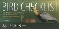 BIRD CHECKLIST- Southern South América